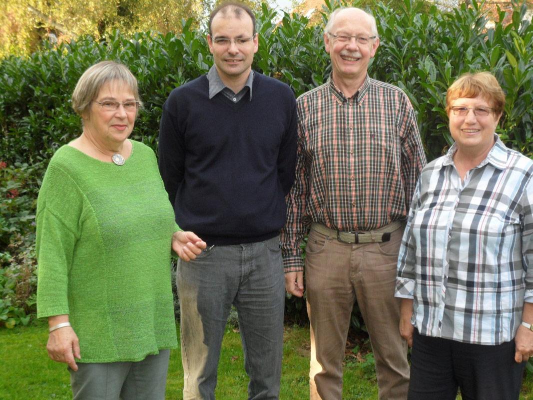 Vorstand des AWO Ortsvereins Bückeburg