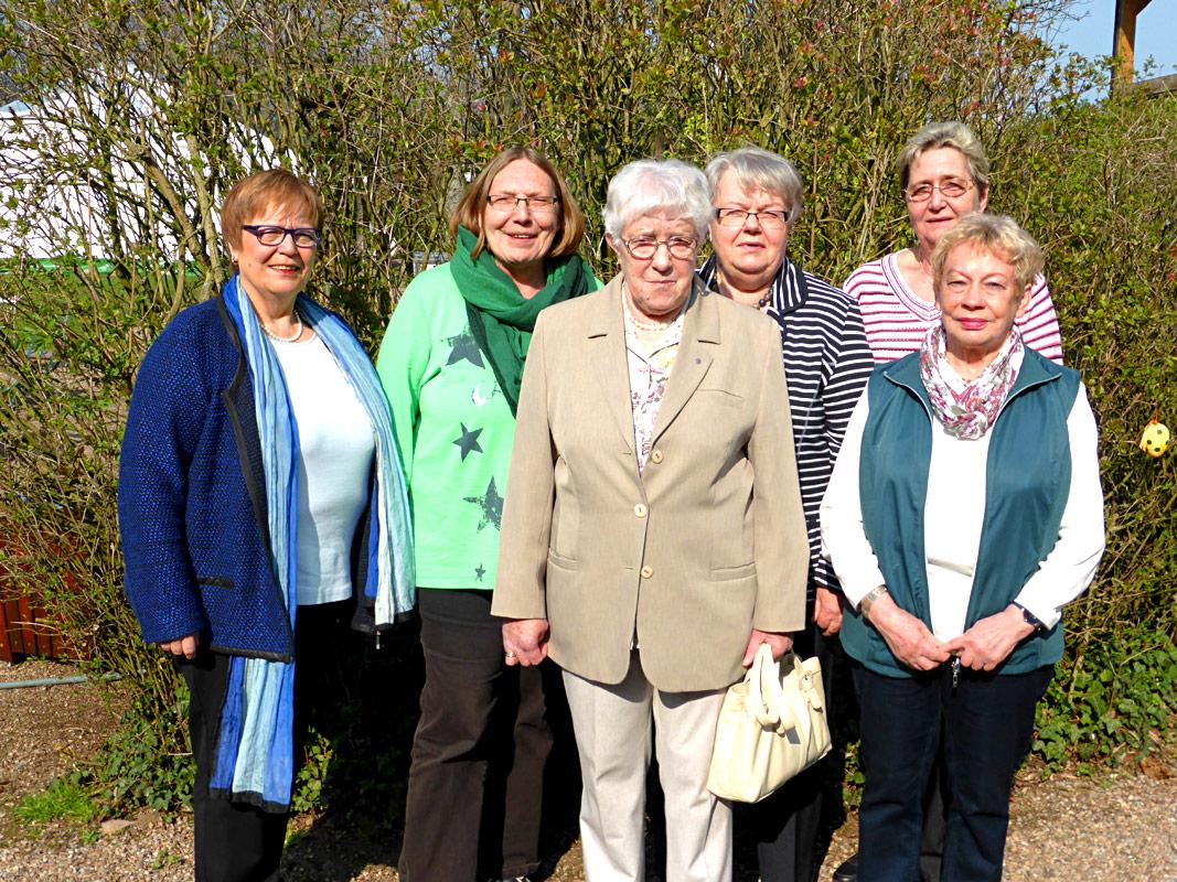 Vorstand des AWO Ortsvereins Rinteln